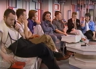 Madness TV Appearance Saturday Superstore BBC Mike Read 1985 Suggs Lee Thompson Mark Bedford