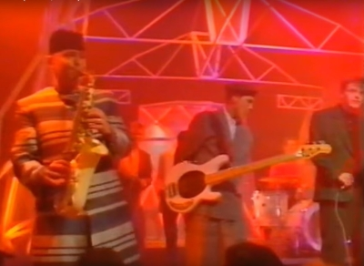 Madness Yesterdays Men Top of the Pops BBC 1985