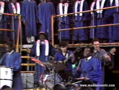 The Inspirational Choir of the Pentecostal First Born Church of the Living God The Tube 1983