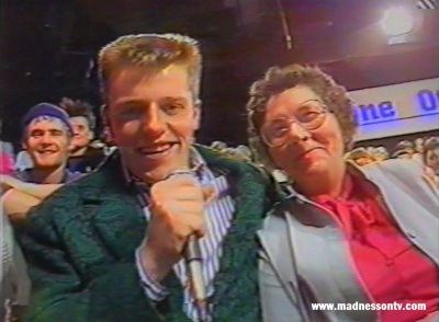 Suggs Madness Nightline 1985