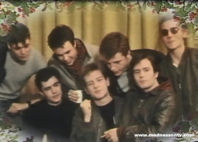 Madness Razzmatazz ITV 1982