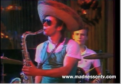 Madness Night Boat to Cairo French TV 1980
