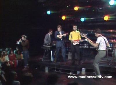 Madness - Un Passo Avanti on Discoring 1980
